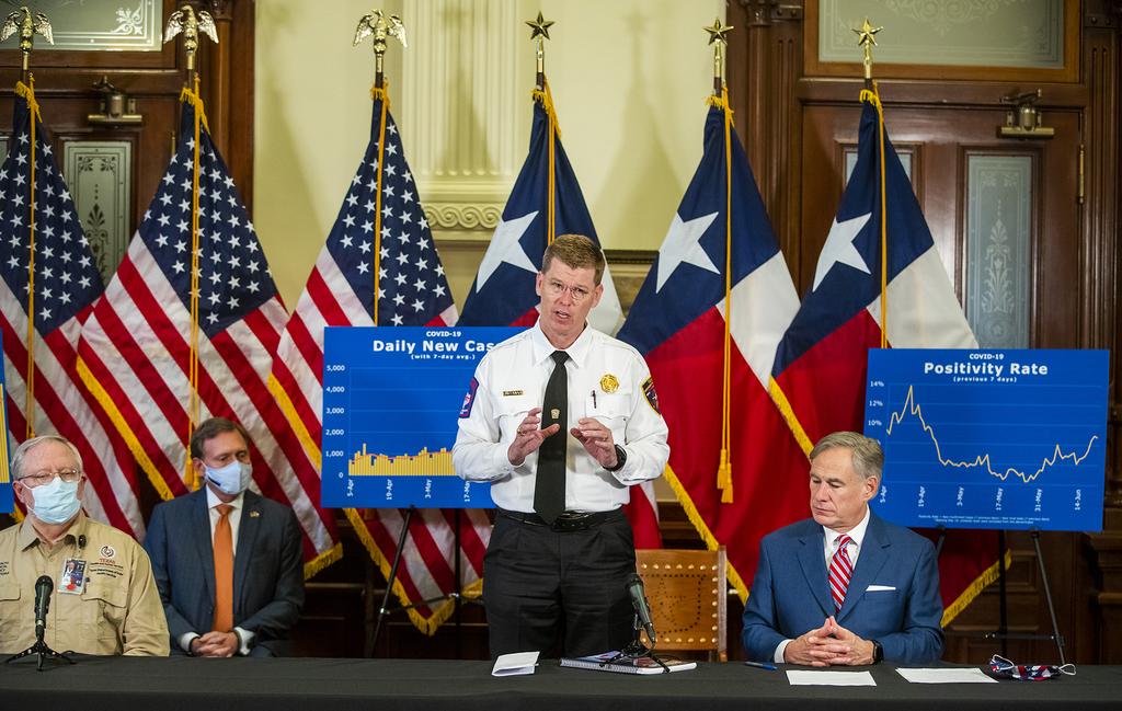 Supera Texas los 5 mil casos diarios de COVID-19, El Siglo de Torreón