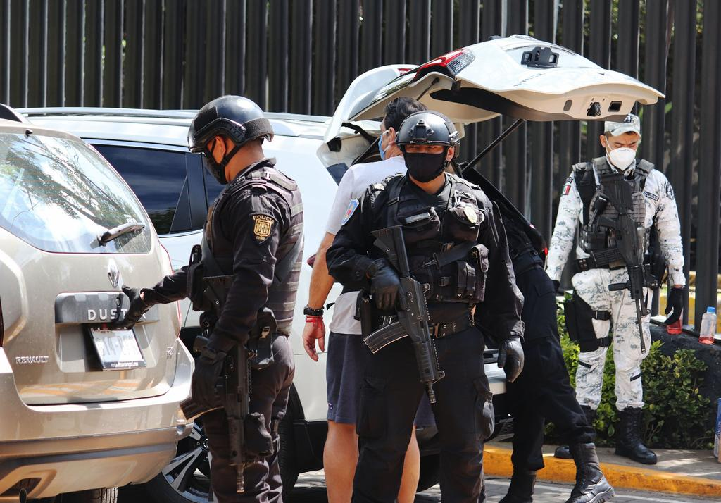 Imputan cohecho a El Vaca, presunto autor de ataque a Omar García Harfuch. Noticias en tiempo real