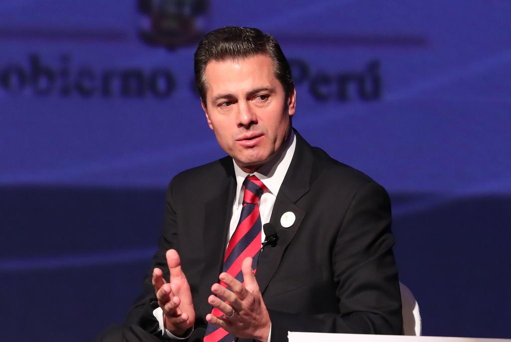 Promete AMLO no ser tapadera si indagatorias a Lozoya llegan a Peña Nieto