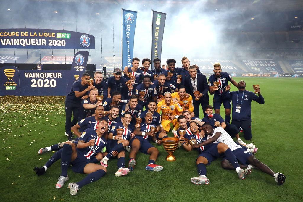 El PSG logra su cuarto título de la temporada. Noticias en tiempo real