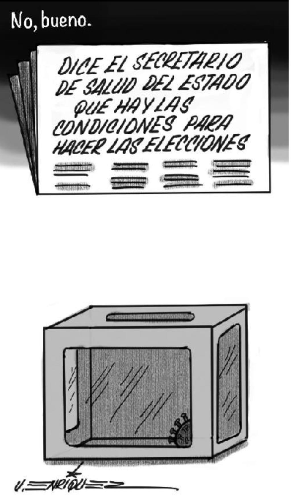 CARTÓN DE ENRÍQUEZ. Noticias en tiempo real