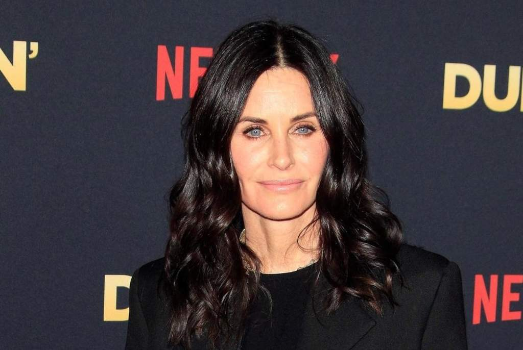 Courteney Cox volverá a gritar en Scream
