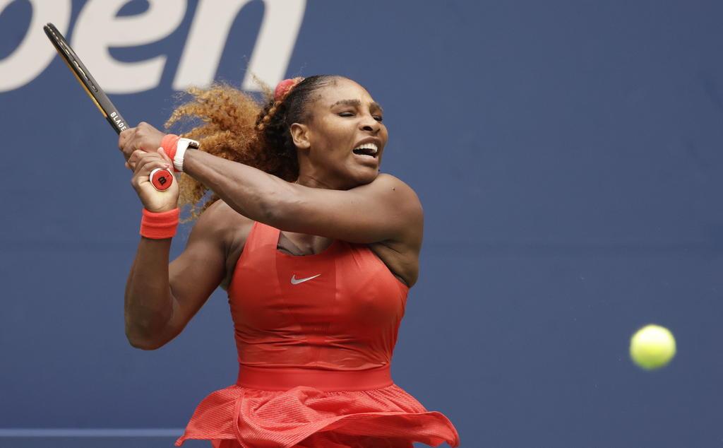 Serena Williams considera mejorar su juego tras pasar a semifinales. Noticias en tiempo real
