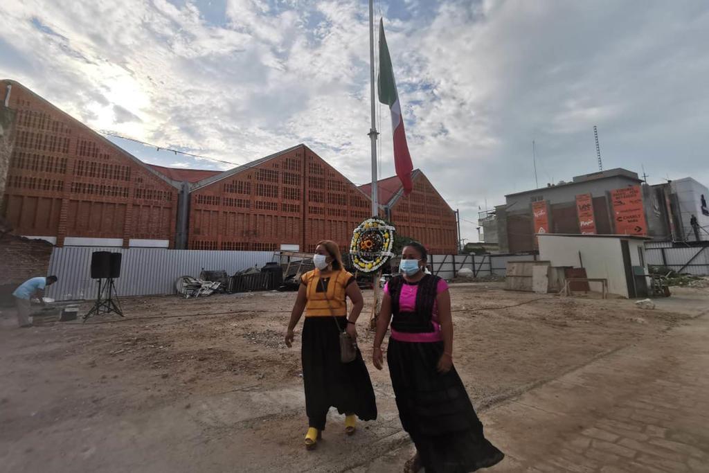 Damnificados del sismo de 2017, entre reconstrucción y COVID en México. Noticias en tiempo real