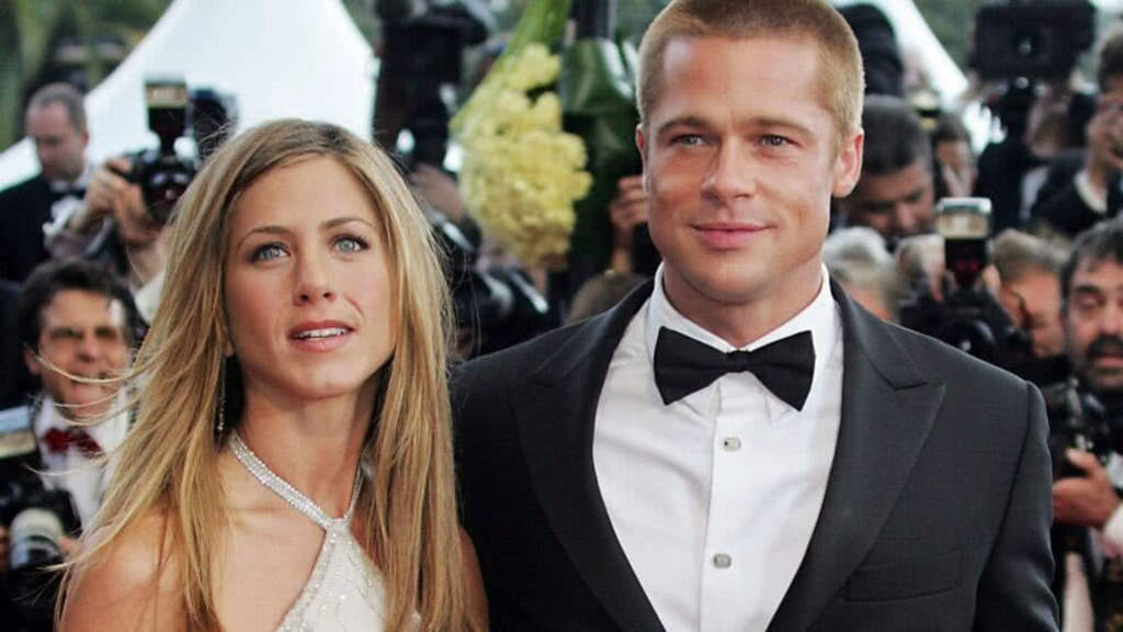 Jennifer Aniston y Brad Pitt vuelven a estar juntos . Noticias en tiempo real