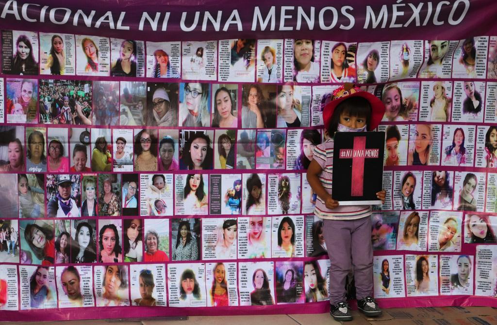 Siguen al alza los feminicidios, 645 casos de enero a agosto: Durazo. Noticias en tiempo real