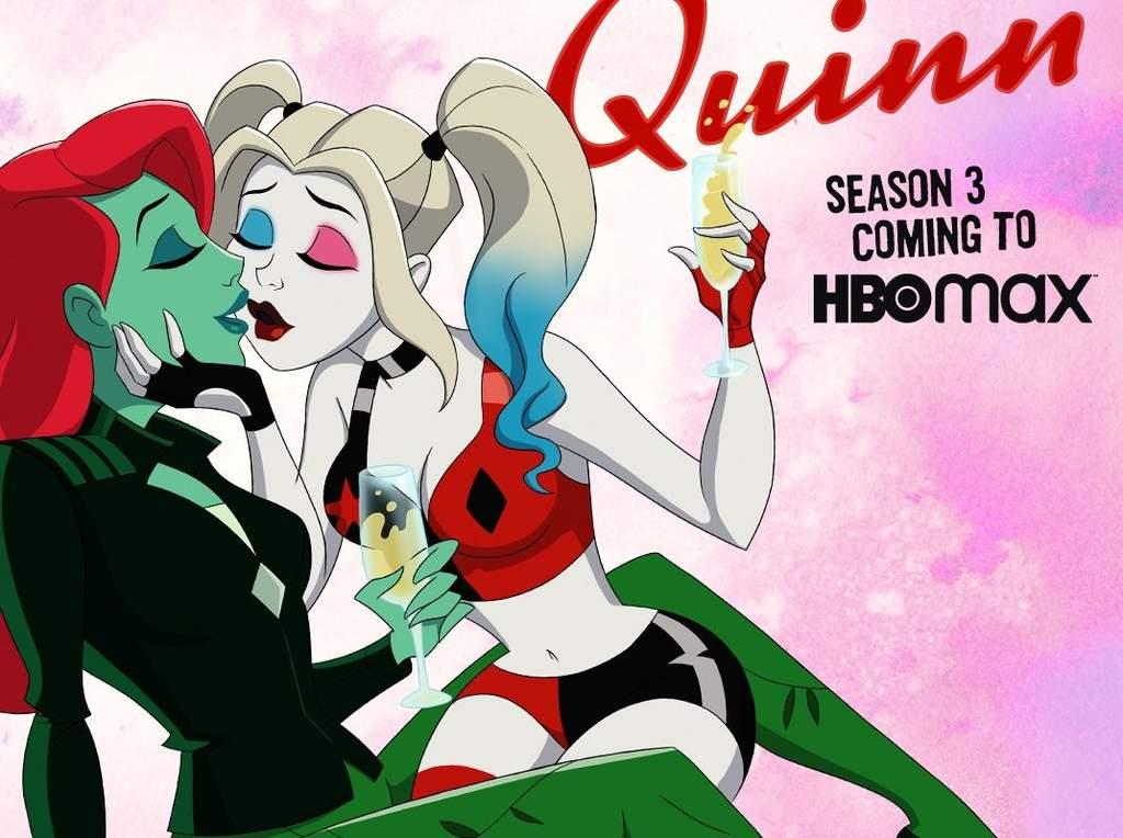 Confirman tercera temporada de la serie animada de Harley Quinn. Noticias en tiempo real