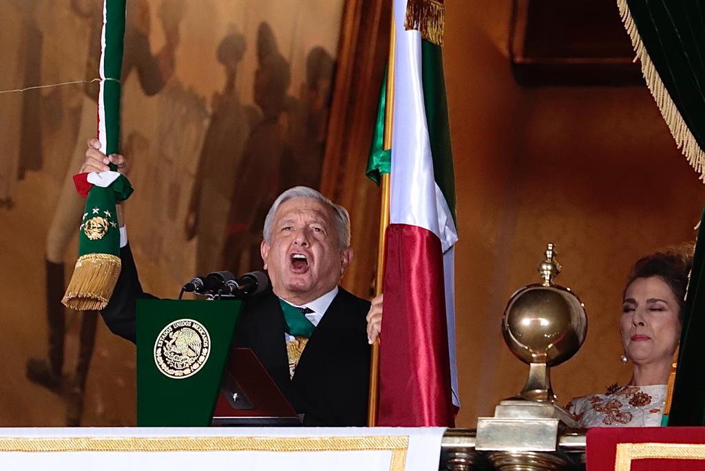 ¿Cuántos mexicanos siguieron por TV la ceremonia del Grito de Independencia?. Noticias en tiempo real
