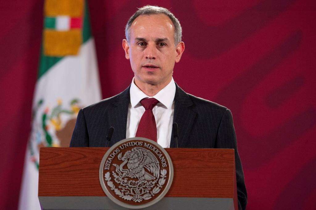 Denuncian senadores panistas a López-Gatell por manejo de pandemia ante FGR. Noticias en tiempo real