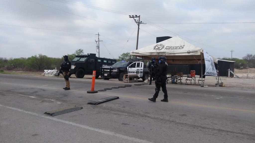 Confirma FGE nueva agresión contra policías estatales en Villa Unión. Noticias en tiempo real