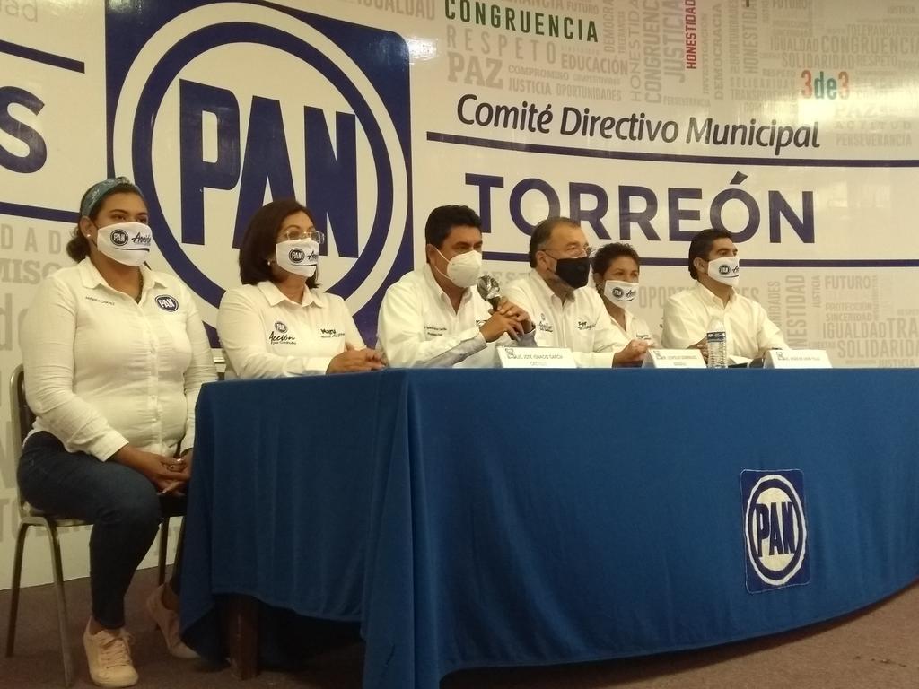 Reclama PAN Coahuila falta de difusión en fecha de elecciones. Noticias en tiempo real