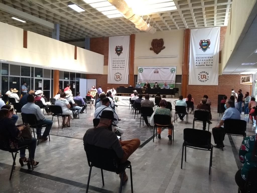 Instala UFICP comité en la Comarca Lagunera. Noticias en tiempo real