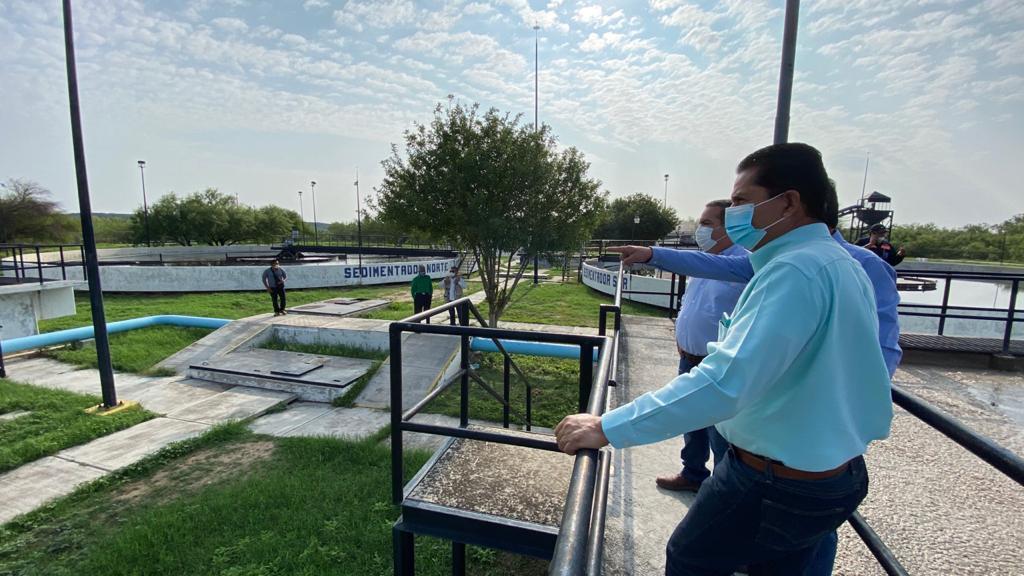 Acuña toma control de planta tratadora de aguas residuales tras 22 años. Noticias en tiempo real