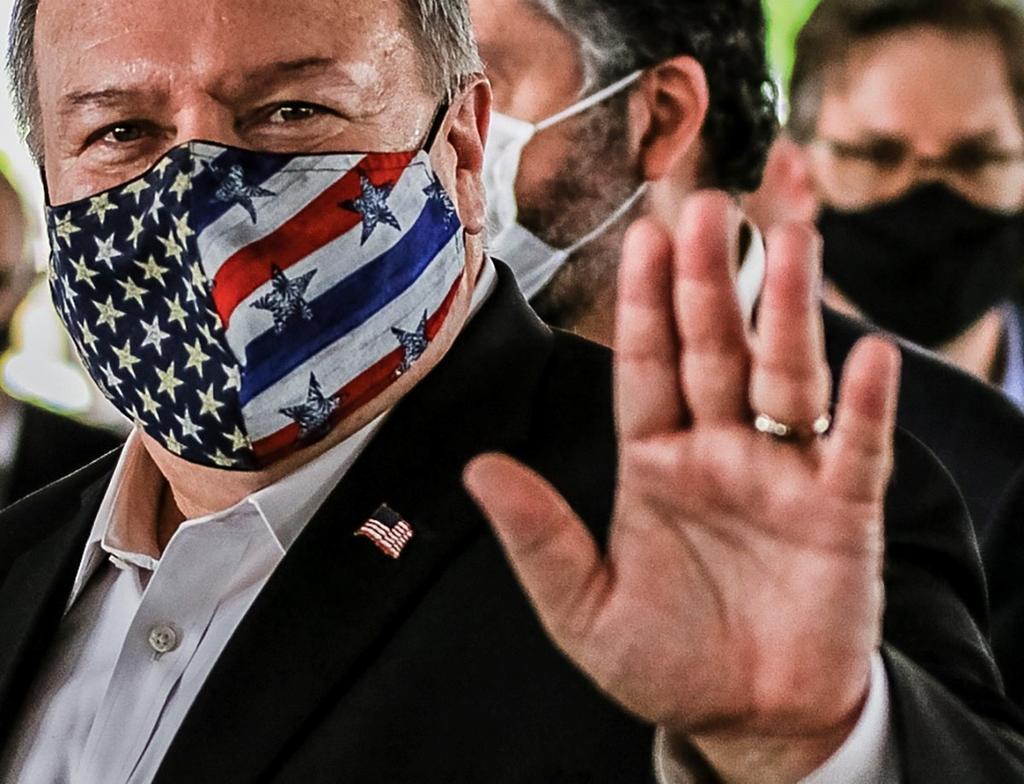 Estados Unidos da unilateralmente por restablecidas sanciones a Irán. Noticias en tiempo real