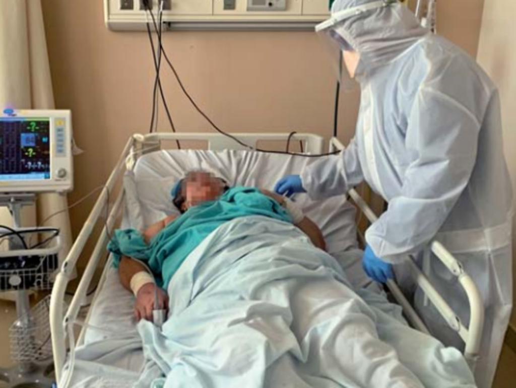 Disminuye ocupación de COVID-19 en Hospital General de Torreón. Noticias en tiempo real