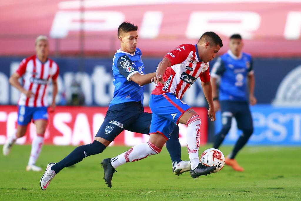 Rayados se impone como visitante ante el Atlético de San Luis. Noticias en tiempo real