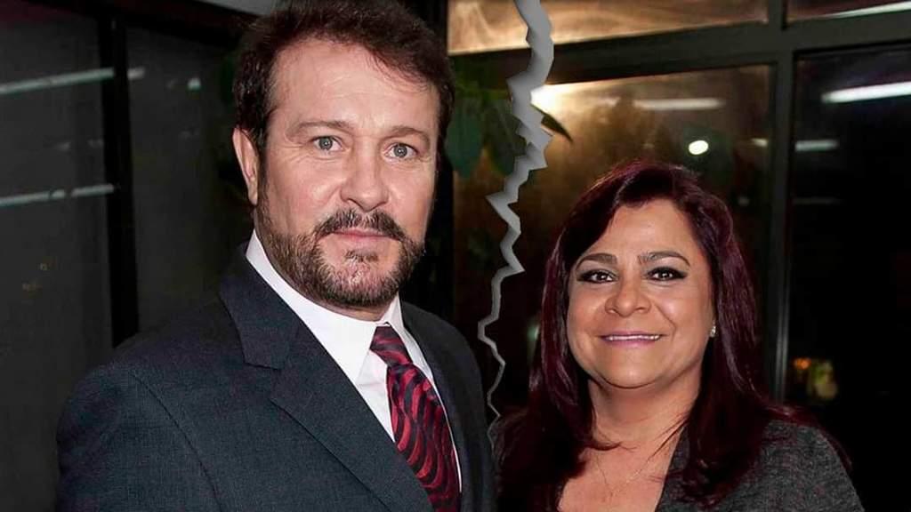 Arturo Peniche se separa de su esposa tras 38 años de matrimonio. Noticias en tiempo real