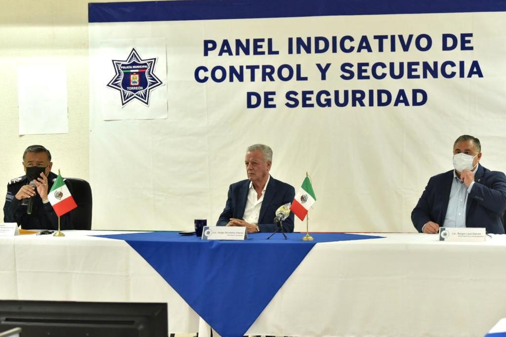 Presentan el Programa Centinela S.O.S. de la DSPM de Torreón. Noticias en tiempo real