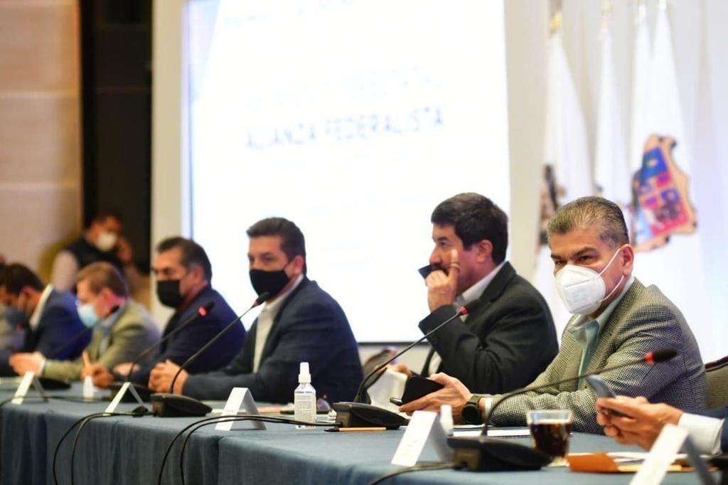 Alianza Federalista demanda más recursos en 2021. Noticias en tiempo real