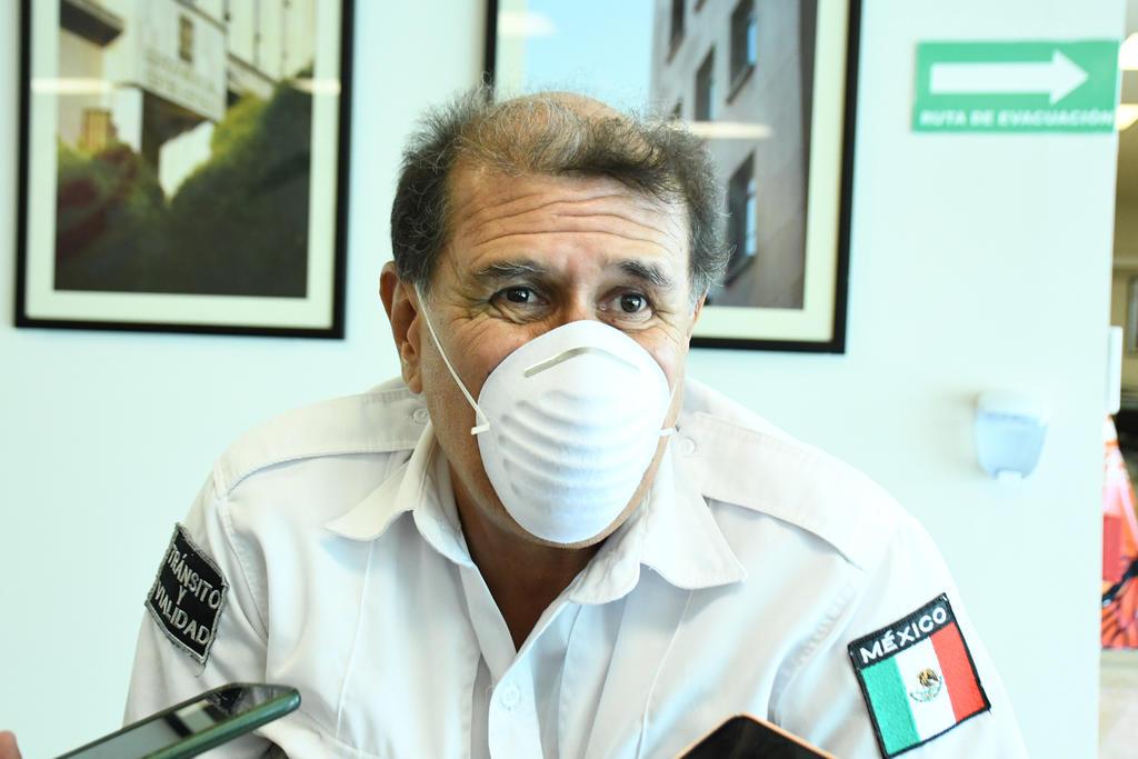 Se debe valorar la salida de Pedro Luis Bernal: Consejo de Vialidad de Torreón. Noticias en tiempo real