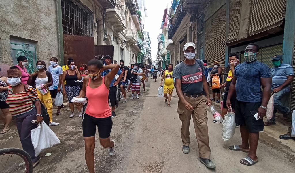 Suma Cuba 40 nuevos casos de COVID-19. Noticias en tiempo real