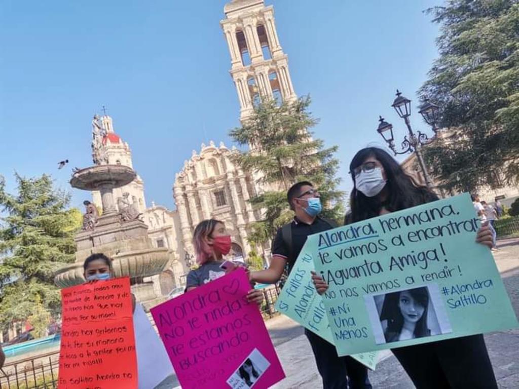 Suspenden marcha por Alondra tras el hallazgo de su cuerpo. Noticias en tiempo real