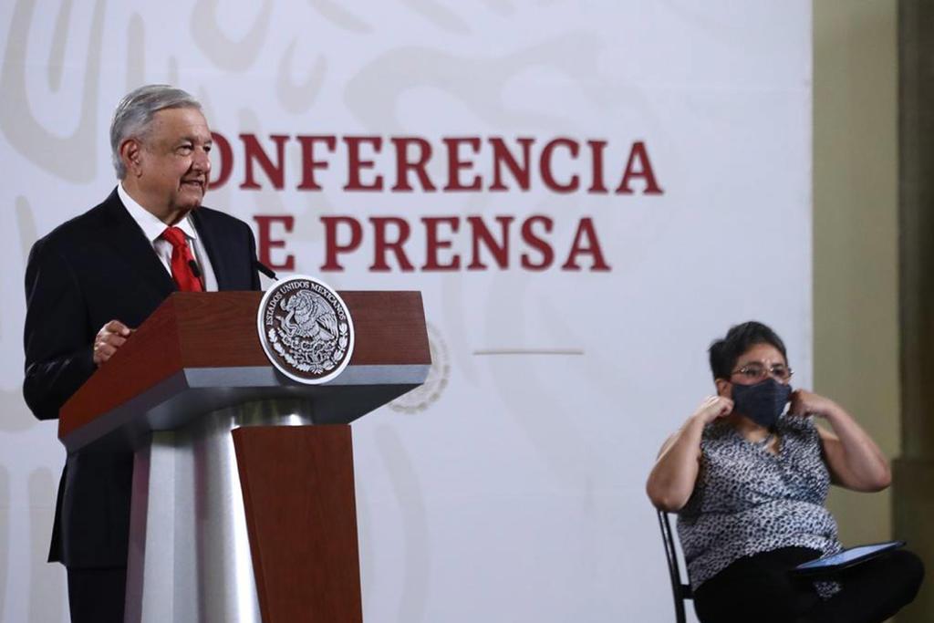 Pide Obrador que se apruebe iniciativa para que Marina controle puertos. Noticias en tiempo real