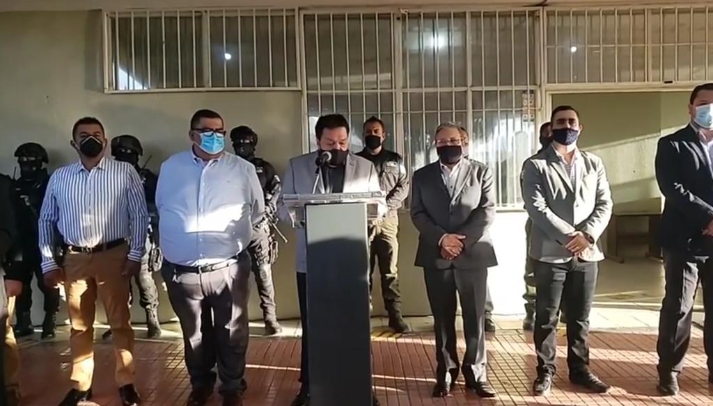 Ingresan al penal de Saltillo a probable feminicida de Alondra. Noticias en tiempo real