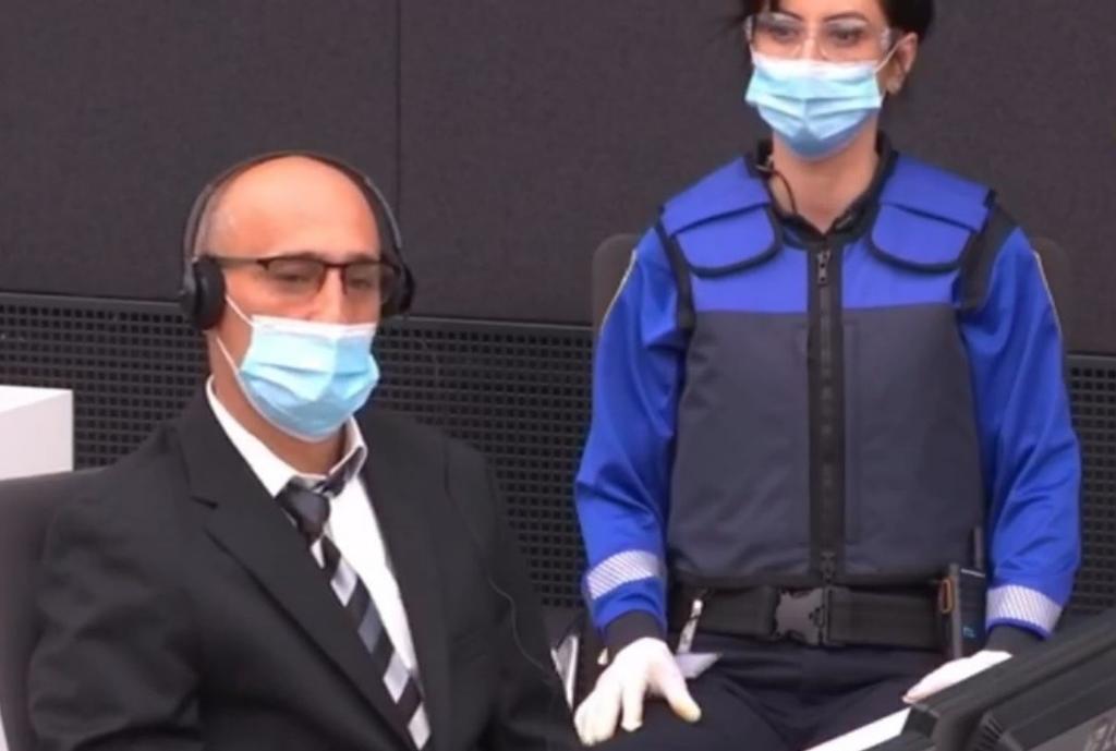 Excomandante de Kosovo comparece por primera vez ante tribunal internacional. Noticias en tiempo real