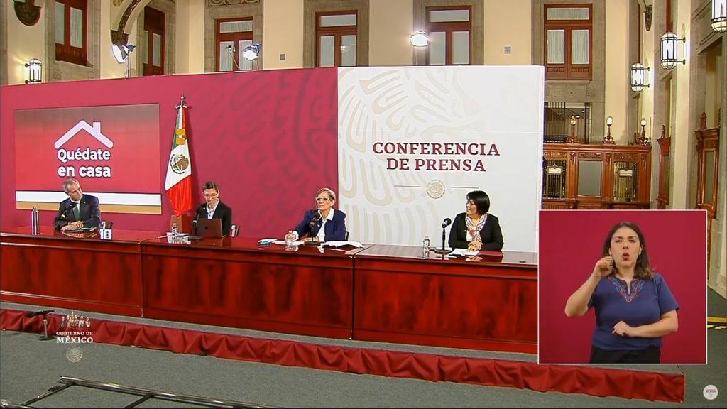 Acumula México 76 mil 603 decesos por COVID-19. Noticias en tiempo real