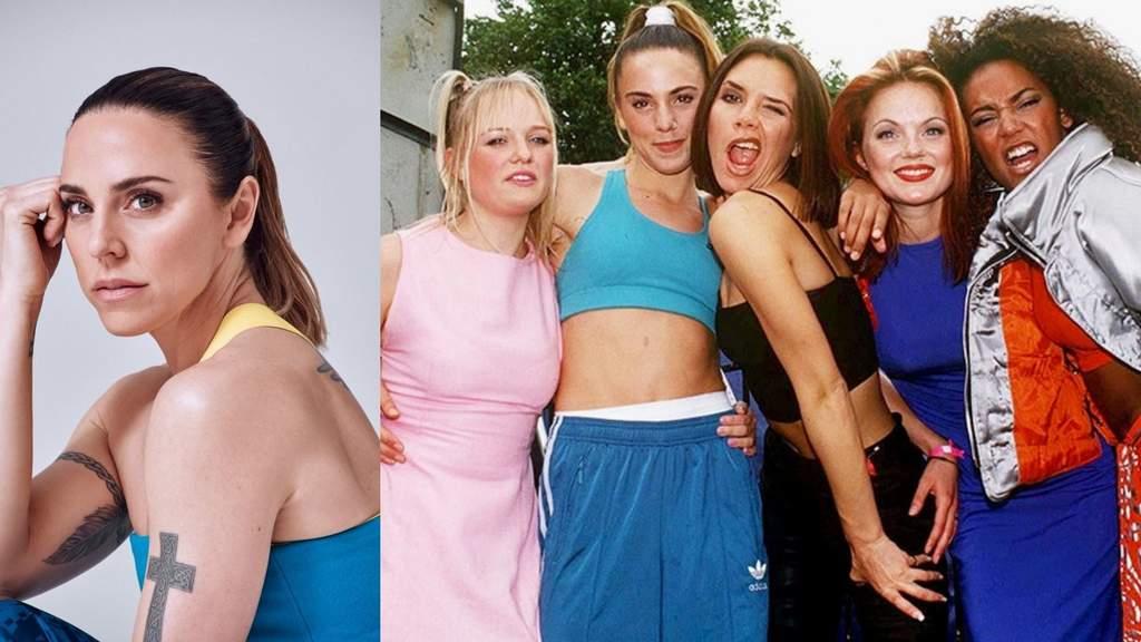 Soy Sporty Spice pase lo que pase, dice Melanie C de las Spice Girls. Noticias en tiempo real