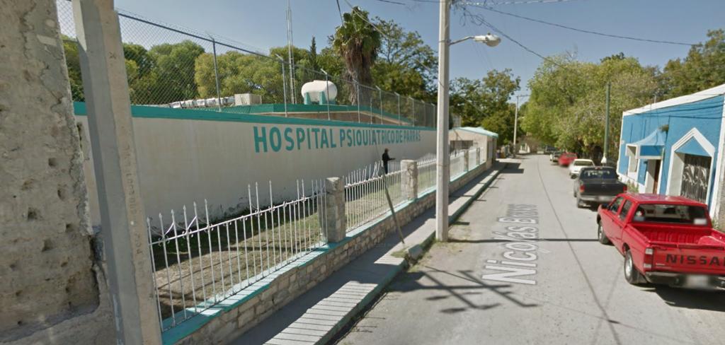 Confirman brote de COVID-19 en Hospital Psiquiátrico de Parras. Noticias en tiempo real