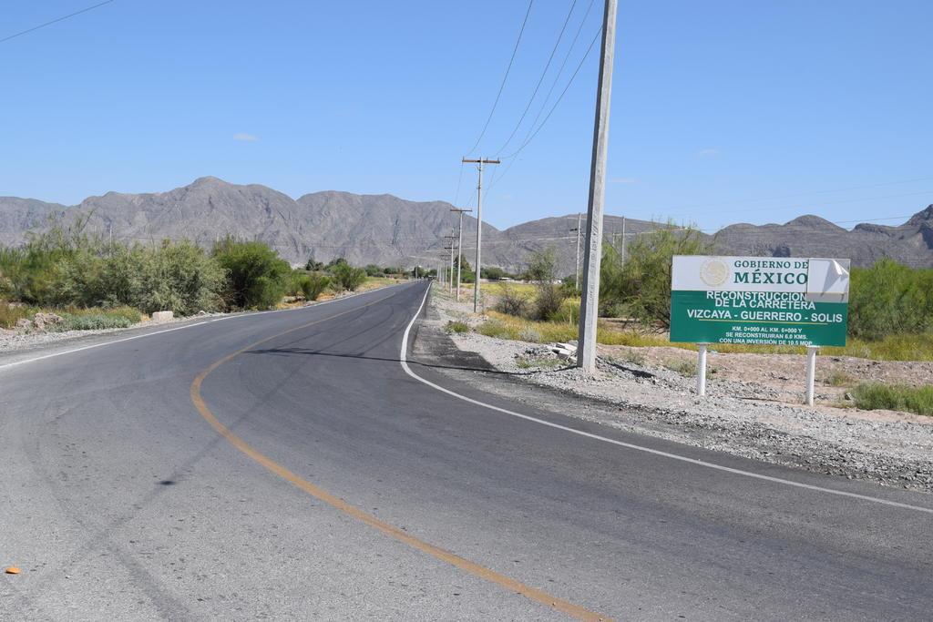 Tras años en malas condiciones, finalmente rehabilitan carretera ejidal. Noticias en tiempo real