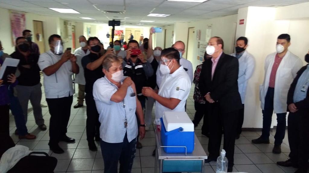 Inician campaña de vacunación contra la influenza en Piedras Negras. Noticias en tiempo real