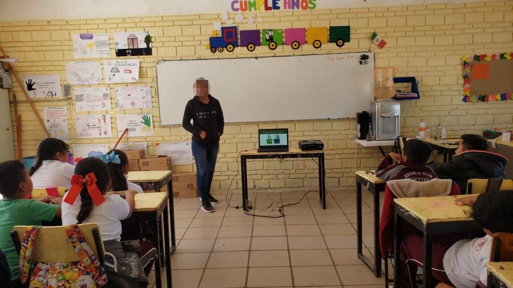 Piden internet libre en escuelas públicas de Coahuila. Noticias en tiempo real