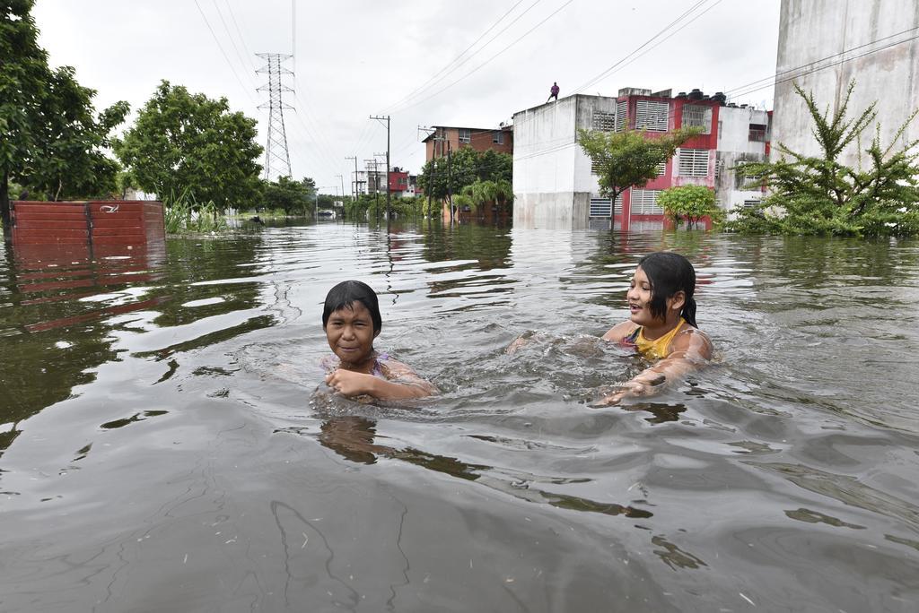 Afectados por inundaciones al sureste de México superan el medio millón, El  Siglo de Torreón