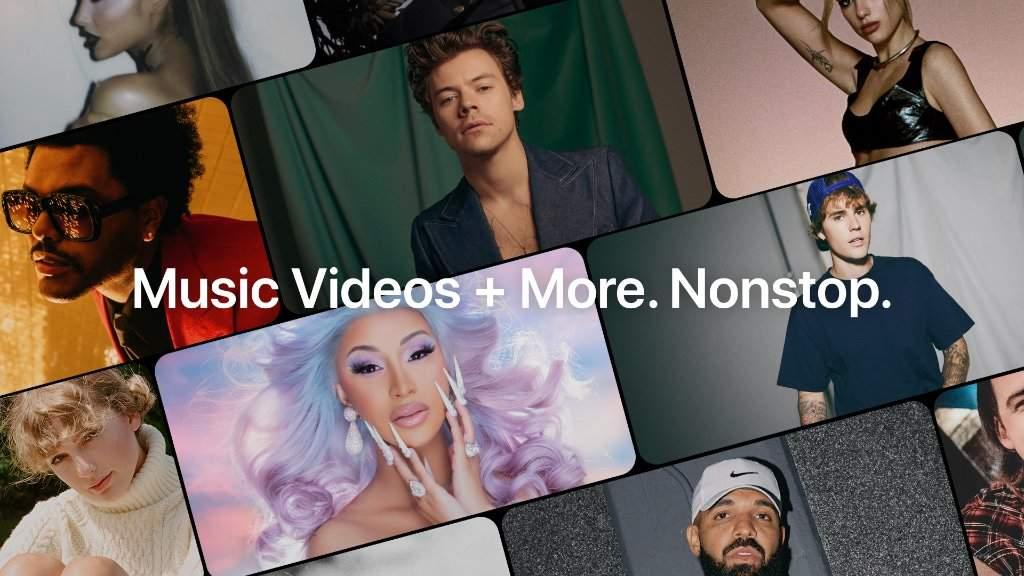 Apple lanza su canal de música para TV que recuerda al viejo MTV. Noticias en tiempo real