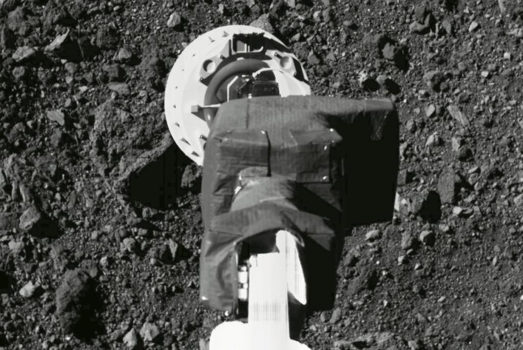 Sonda de la NASA alcanza asteroide para recoger muestras de escombro cósmico. Noticias en tiempo real