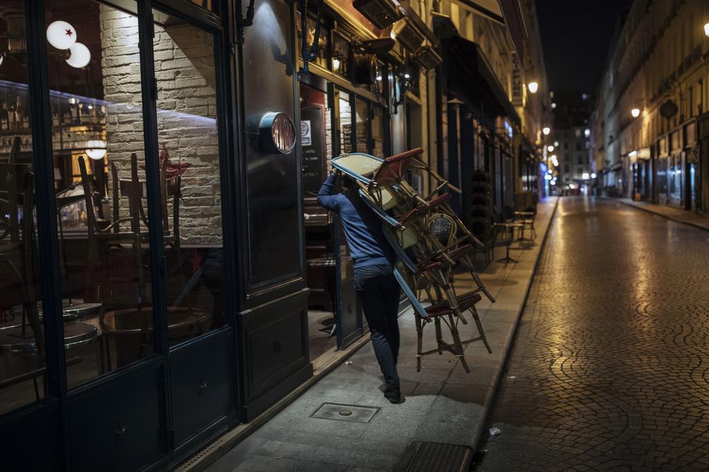 EUA y Europa, con respuestas disímiles. Noticias en tiempo real