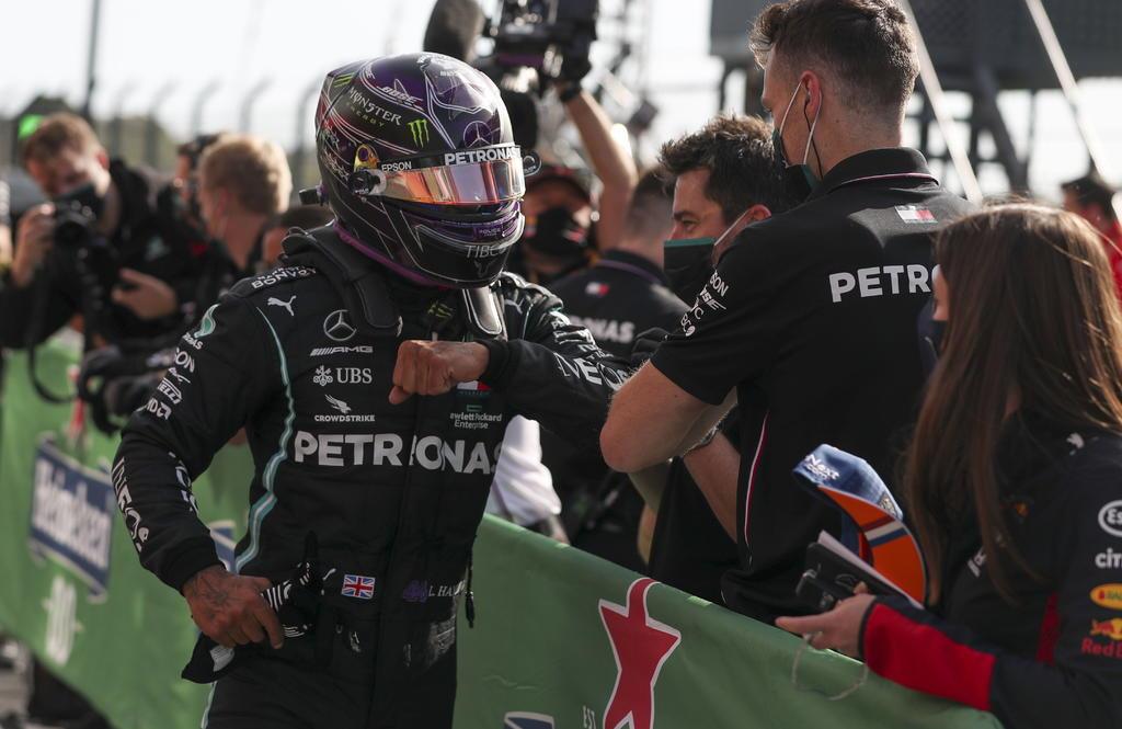 Definen las plazas de salida para el Gran Premio de Portugal. Noticias en tiempo real