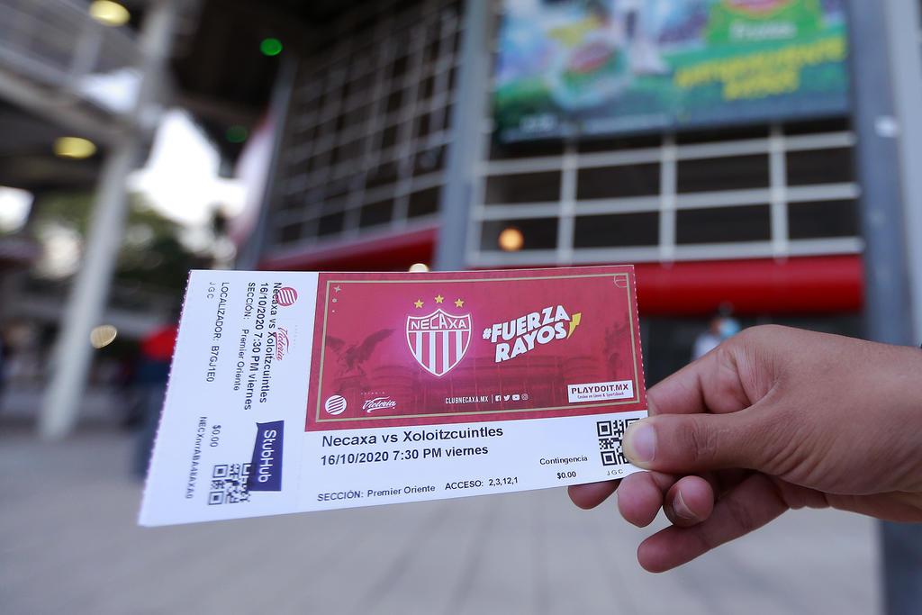 Necaxa volverá a cerrar su estadio a los aficionados. Noticias en tiempo real