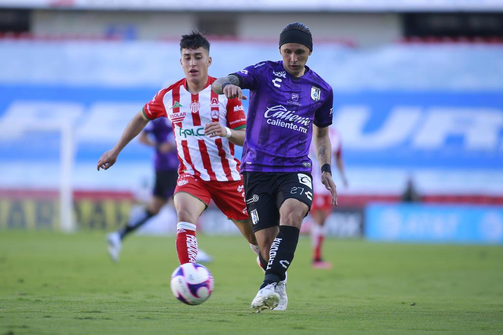 Necaxa se mantiene en el repechaje tras vencer a Querétaro. Noticias en tiempo real