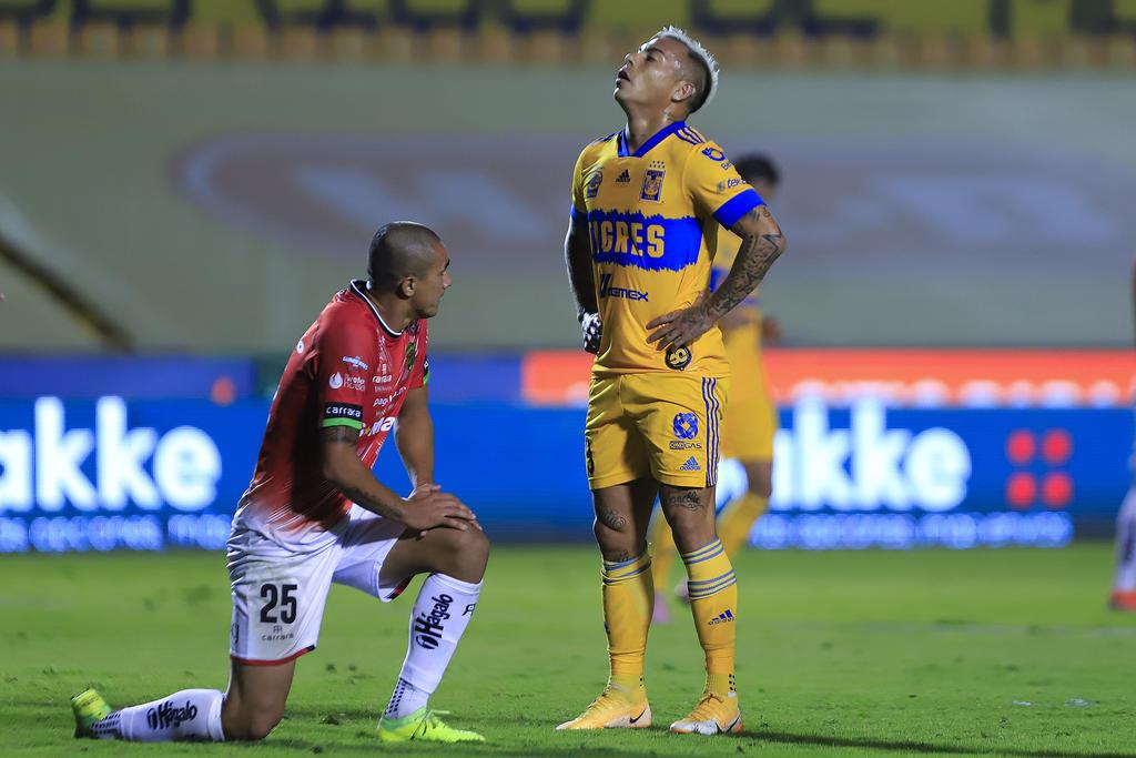 Tigres empata con Bravos como local. Noticias en tiempo real