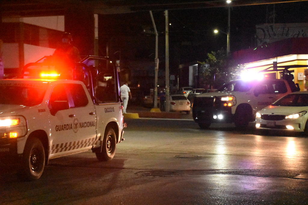 En números rojos seis rubros de seguridad en Coahuila. Noticias en tiempo real