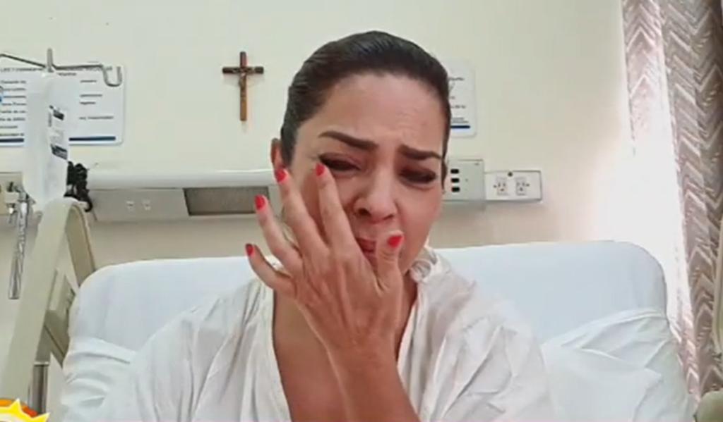 Ana María Alvarado da positivo a COVID-19. Noticias en tiempo real