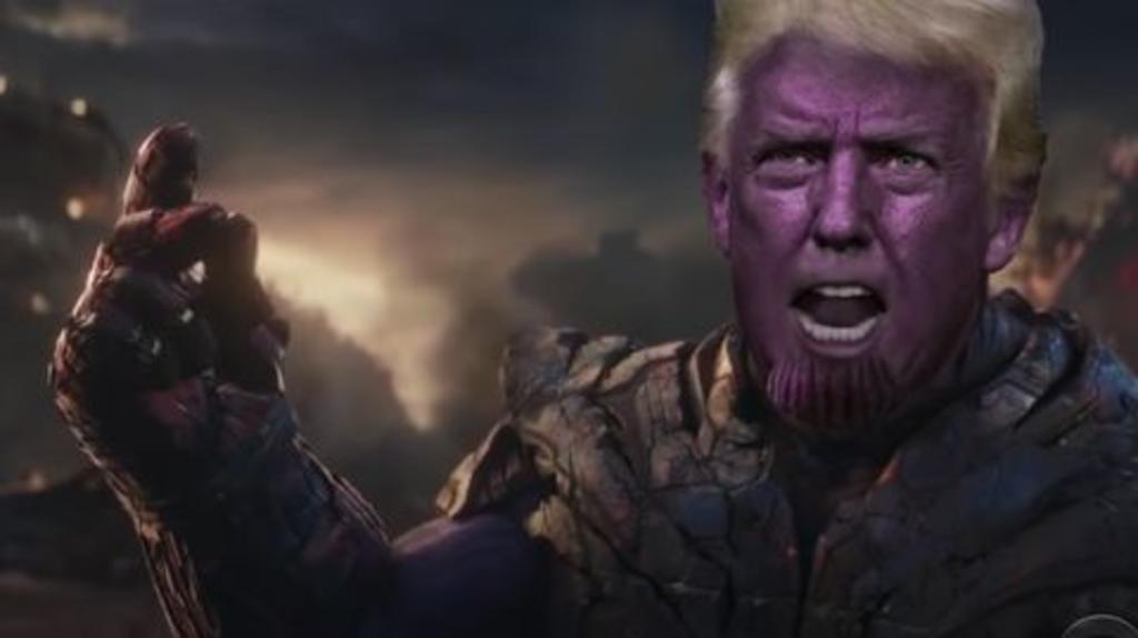 Actores de Avengers comparten comparación de Endgame con gobierno de Trump. Noticias en tiempo real
