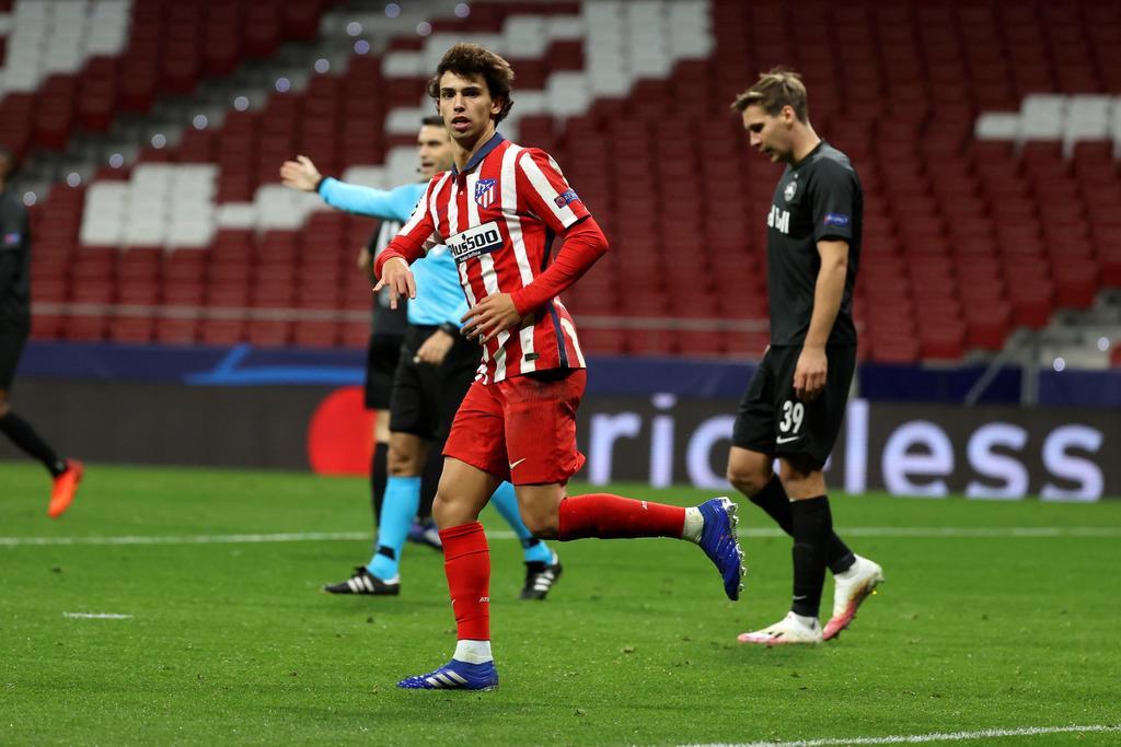 Joao Félix hace la remontada del Atlético de Madrid ante Salzburgo. Noticias en tiempo real