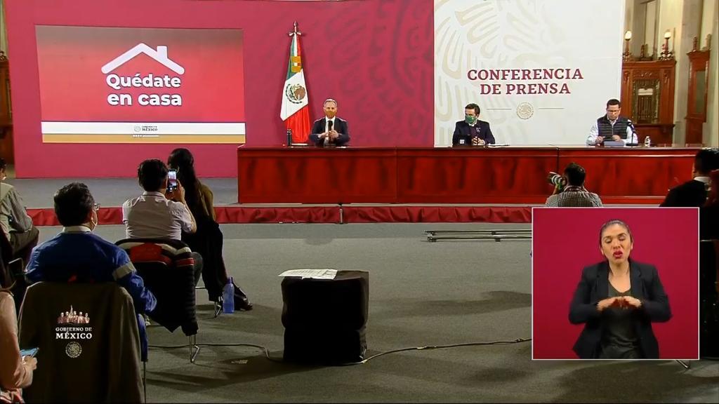 Supera México los 900 mil contagios registrados de COVID-19. Noticias en tiempo real