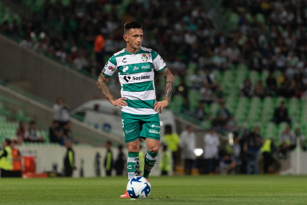 Brian Lozano se descarta para volver con Santos en la recta final del Guard1anes 2020. Noticias en tiempo real