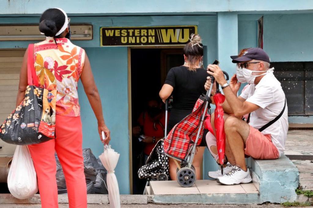 Western Union cerrará sus 407 sucursales en Cuba. Noticias en tiempo real